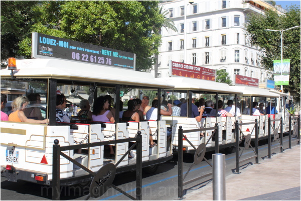 Cannes City Sightseeing Tour!