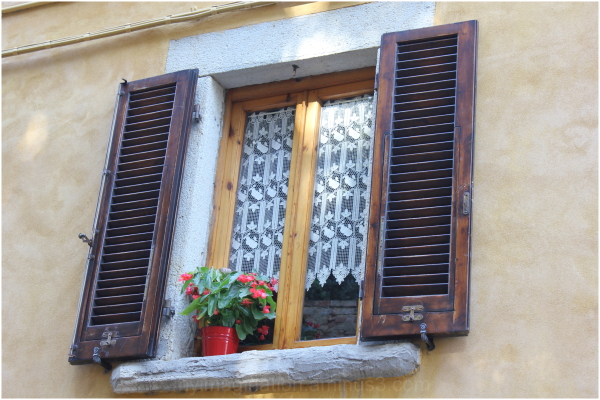 A typical window
