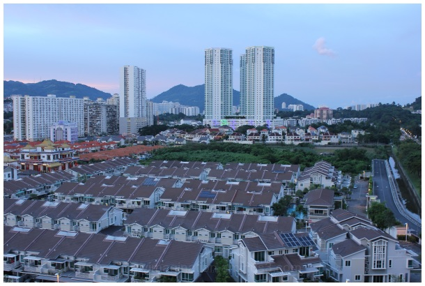 Penang Malaysia City Building Urban