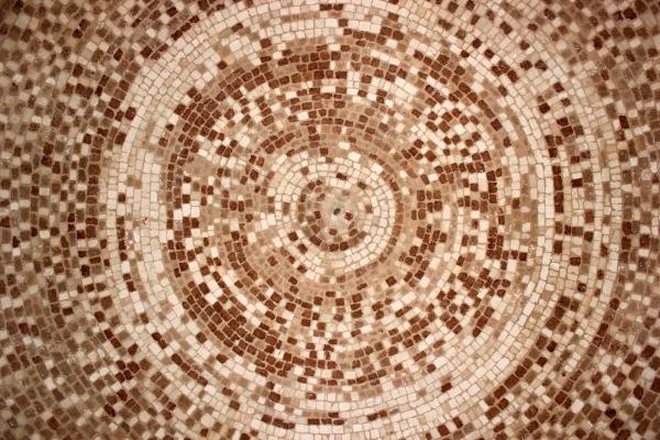 Dôme de mosaïque