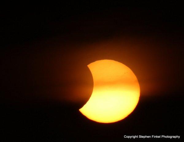 Annular Eclipse Brisbane