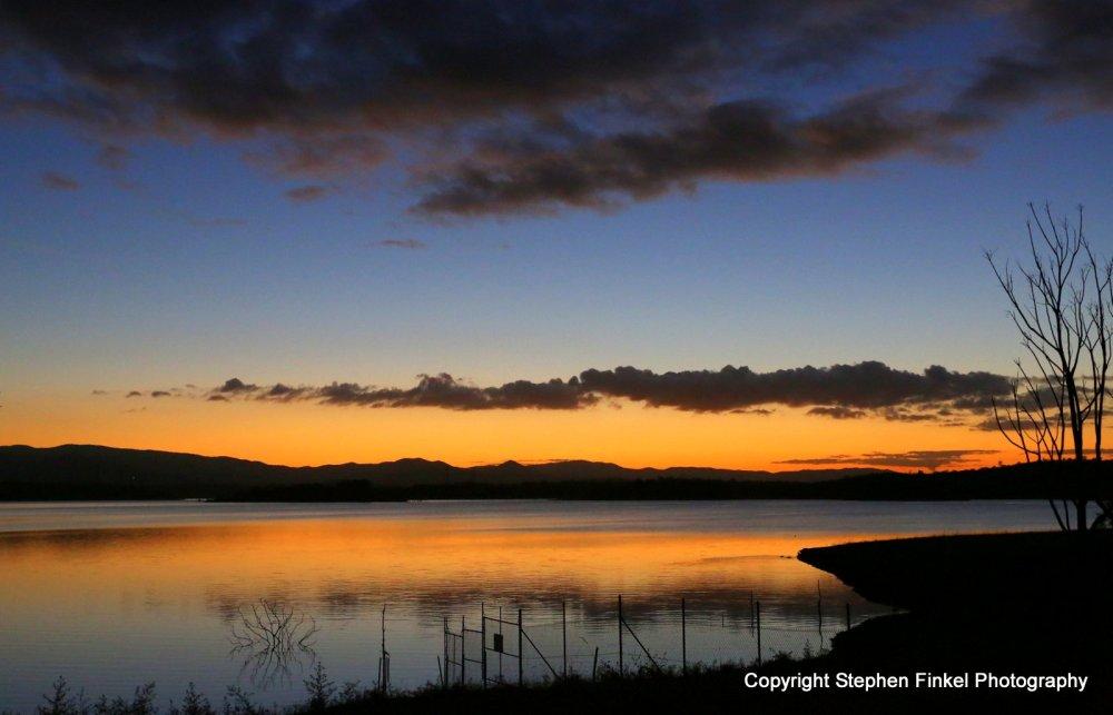 Aussie Winter Sunset