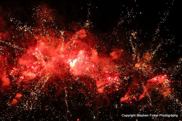 Let the Fireworks Begin