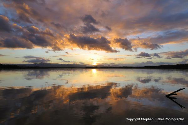 Soft Tones Lakeside