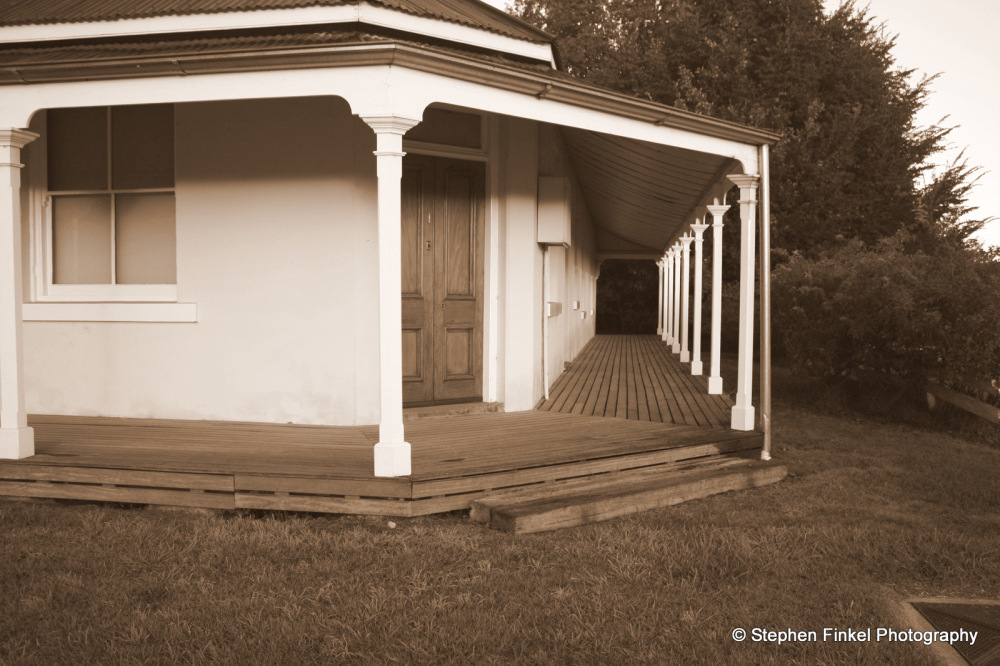 Old Bank in Bungendore