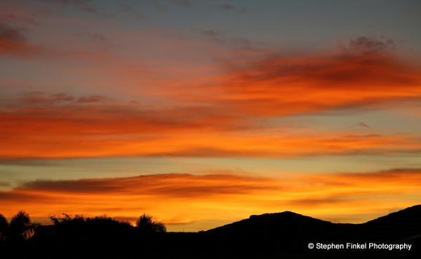 Sunrise at Lawnton Qld