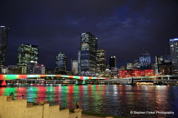 Brisbane Xmas Colours