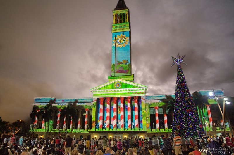 Brisbane City Hall