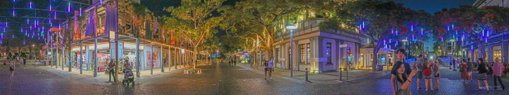 Street Pano