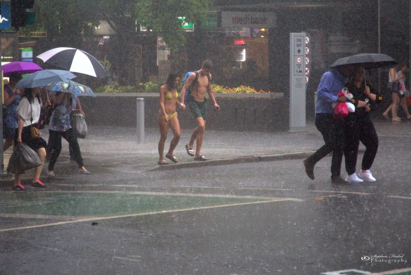 It Raining