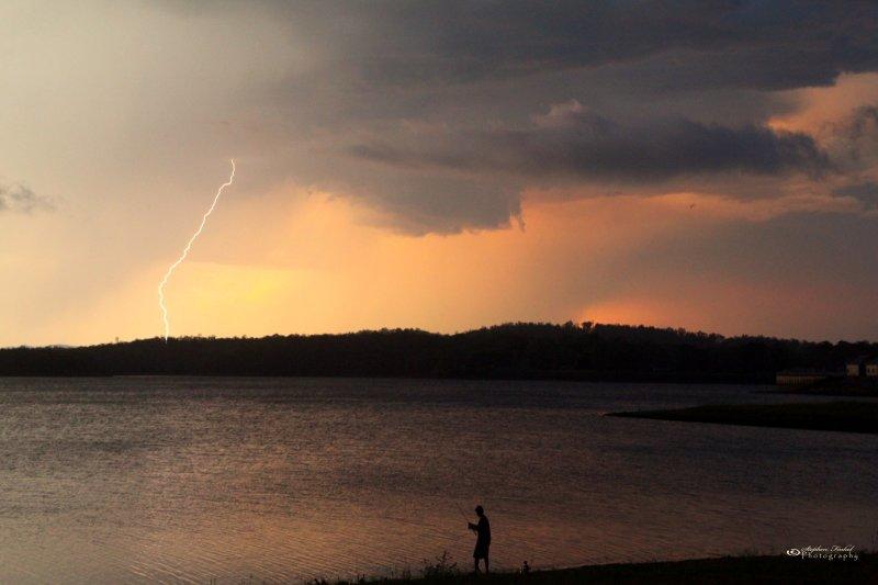 Stormy Sunset