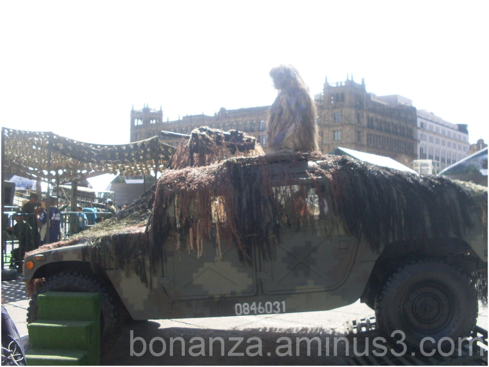Humvee Armado