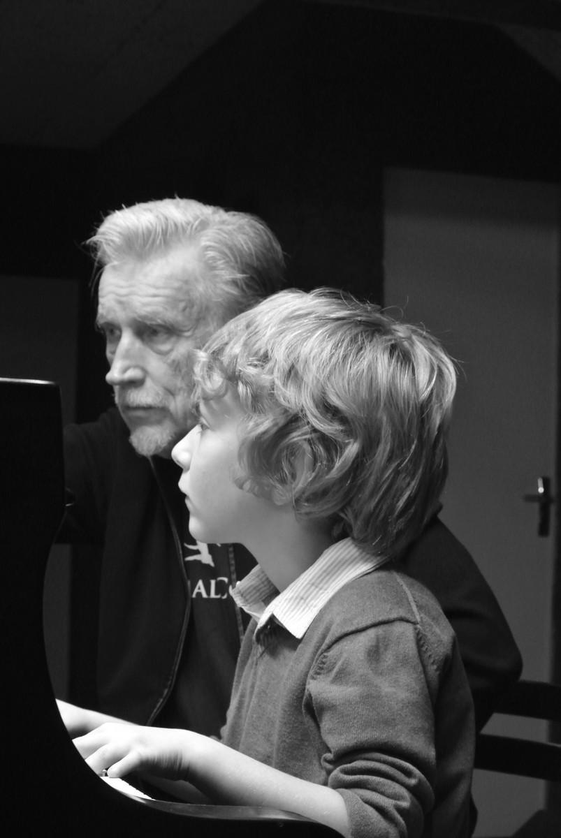 Piano Lesson Leçon