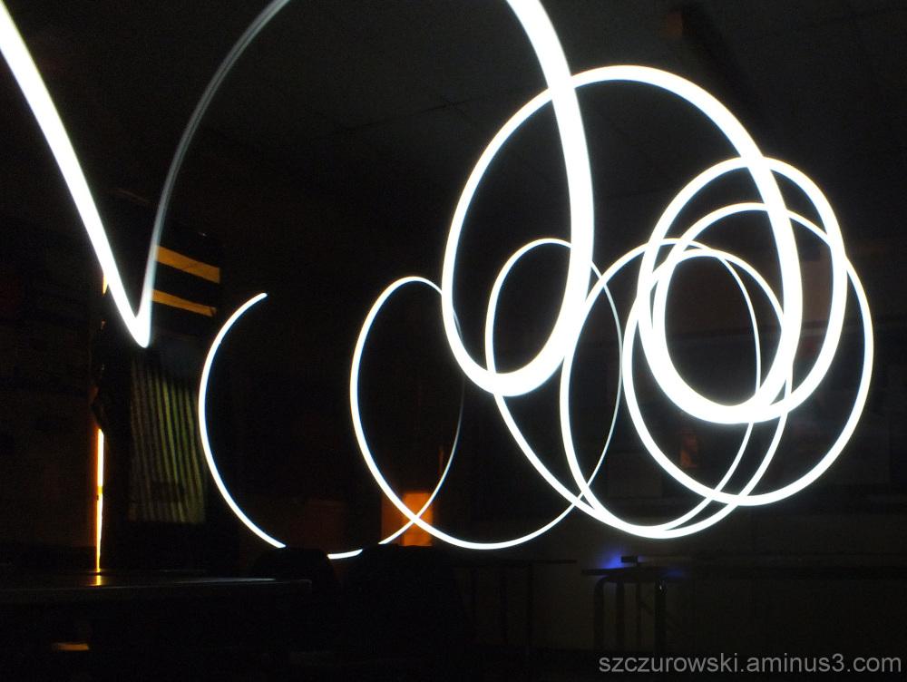 Movement of Light