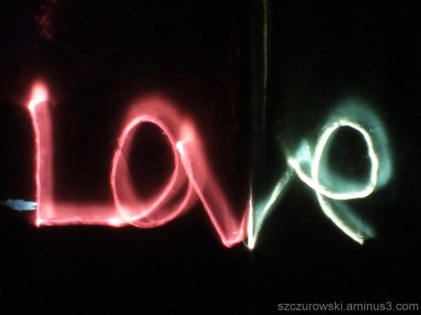 Movement of Light Love