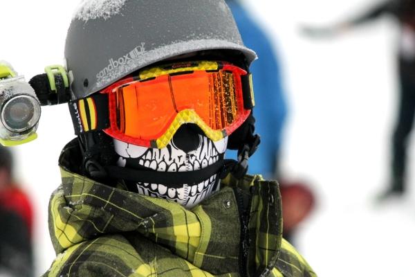 Snowboarding, winter, goggles,snow
