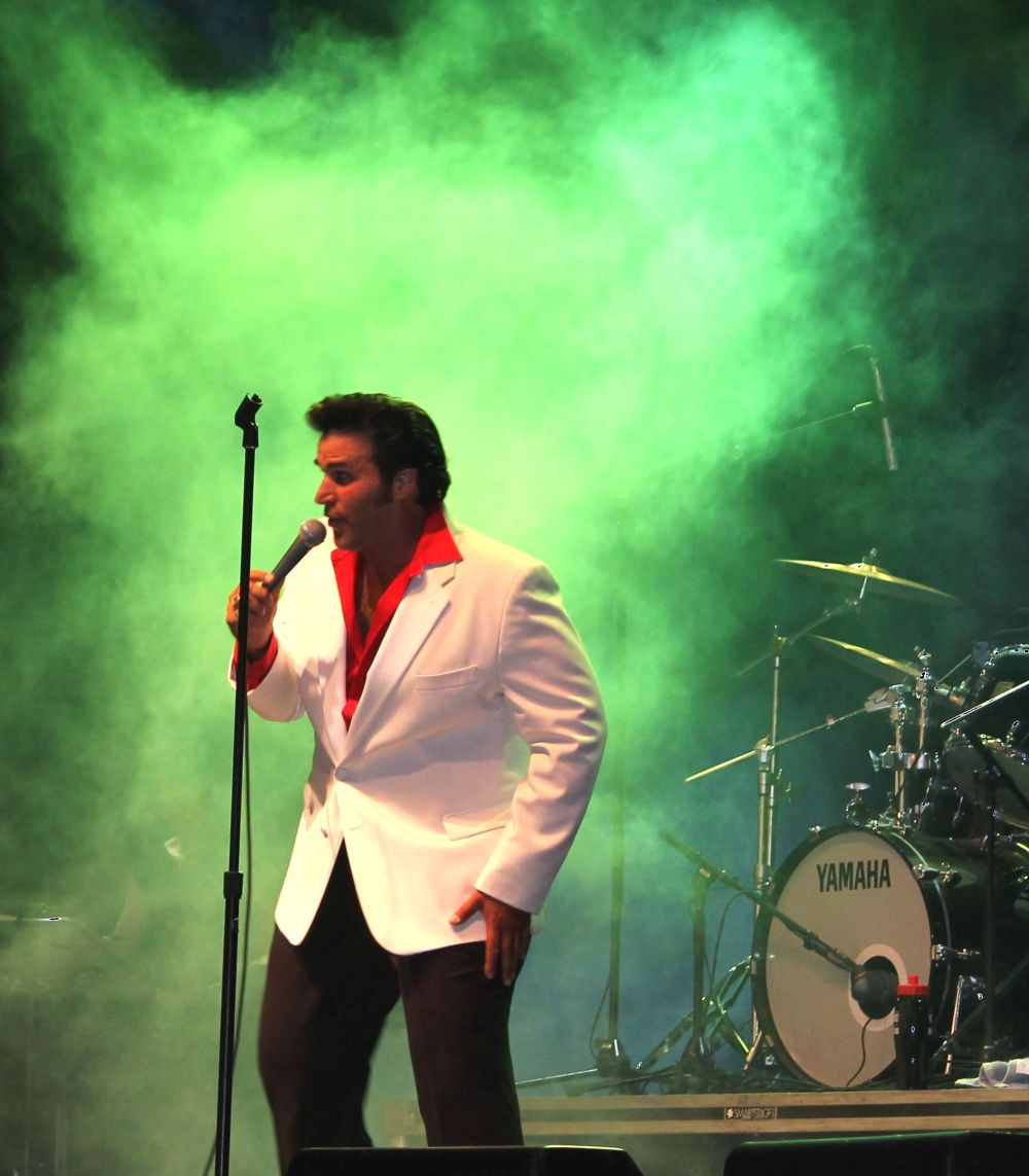 Elvis impersonater, music, band,