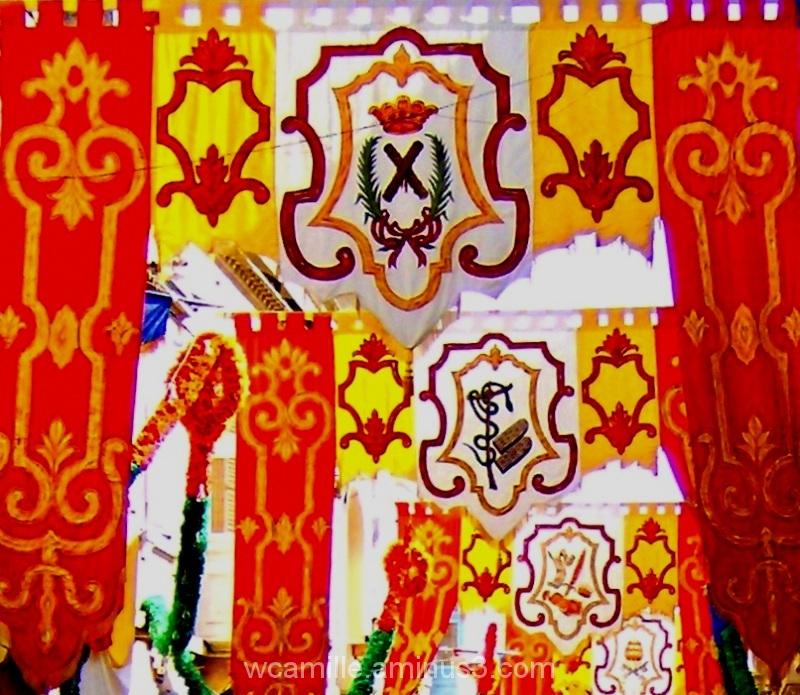 Festive, banner, colour, Malta Lija