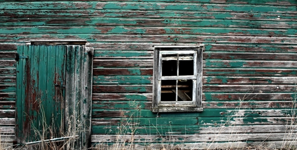 barn window barn door colour color