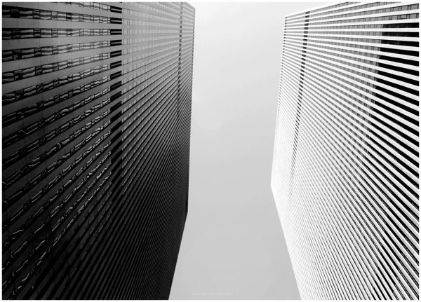 Building, tall, sky, skyscraper, New York