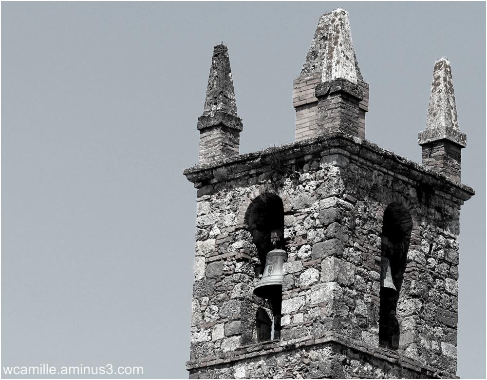 Italy, Tuscany, Bell, tower, Pognibo
