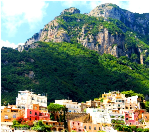 Amalfi, Italy, Mountain, Rough
