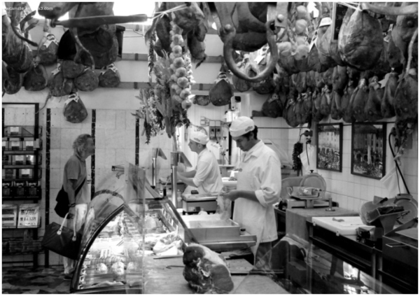 Butcher, Chianti, Food, Meet,Italy