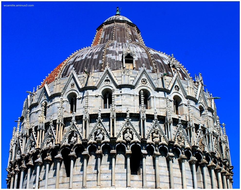 Pisa, Italy, Doumo, Church