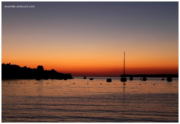 Malta Dusk, Mediterranean Sea, Water