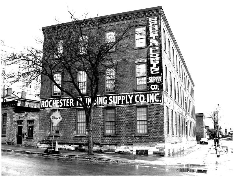 Rochester New York, Plumbing, Building