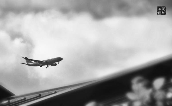 Runaway Plane