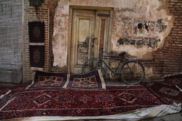 Tabriz Carpet Market