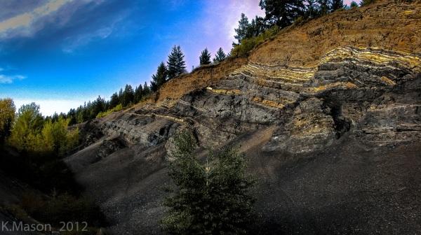 Blakeburn Coal Seam
