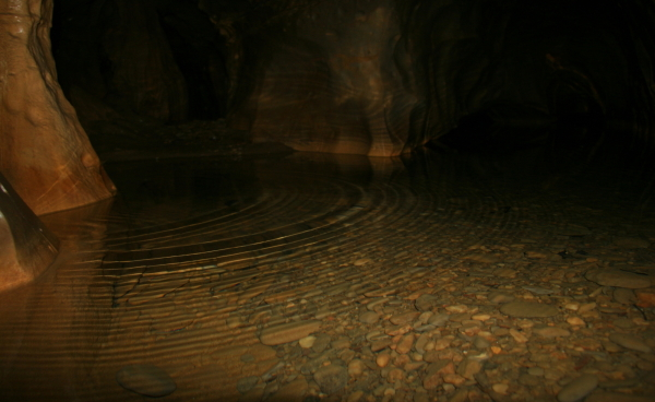 Milieu souterrain