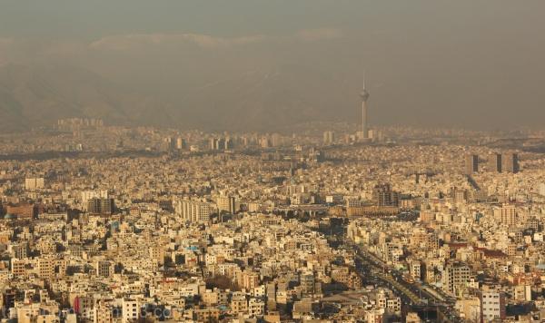 ...تهران آلوده
