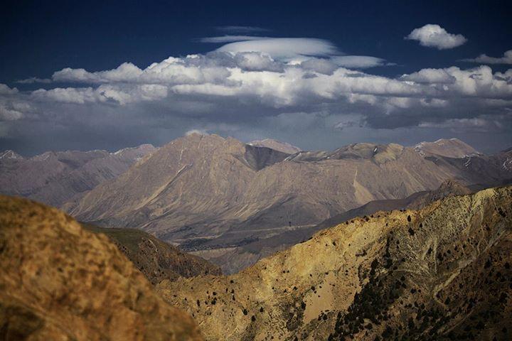 Alborz Ridge