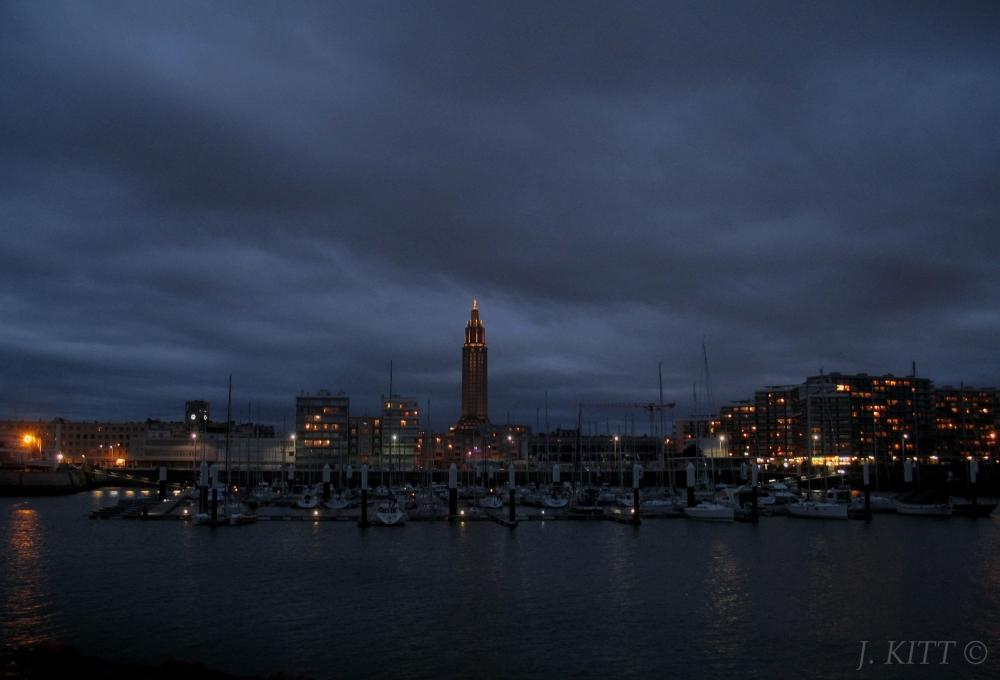 Le front de mer du Havre