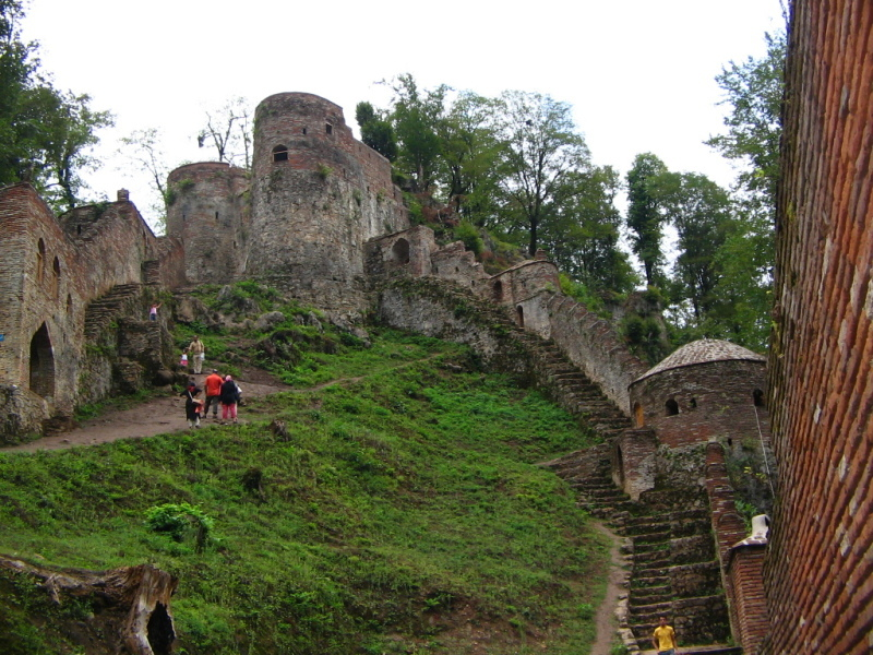 قلعه رود خان ||  Castle