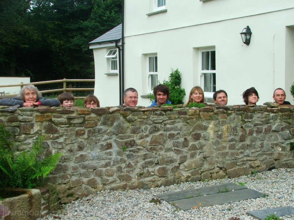 We went to Cornwall and had fun !