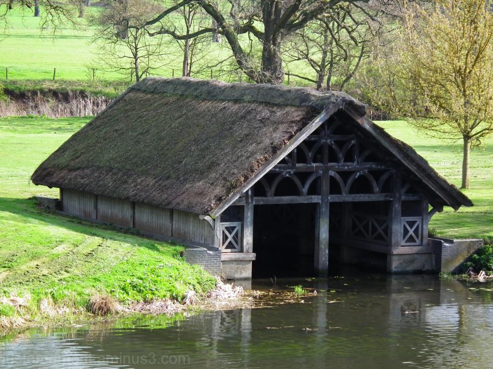 the boat house warwick castle