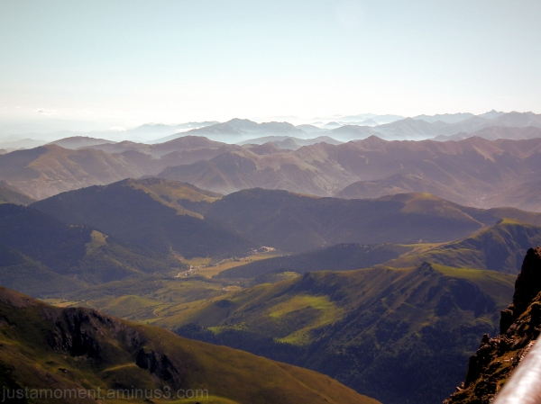 Sky high - Pic du Midi in the Hautes-Pyrenees.