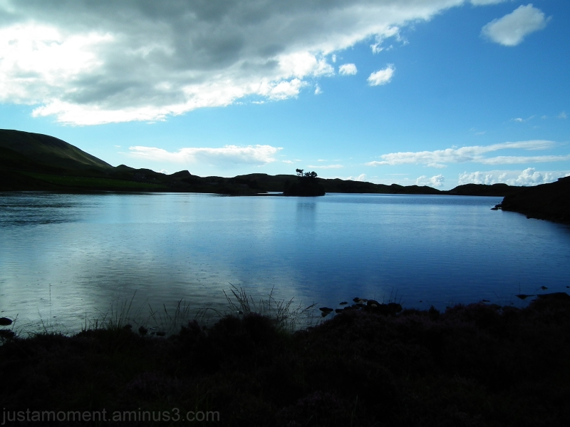 Blue Lake.