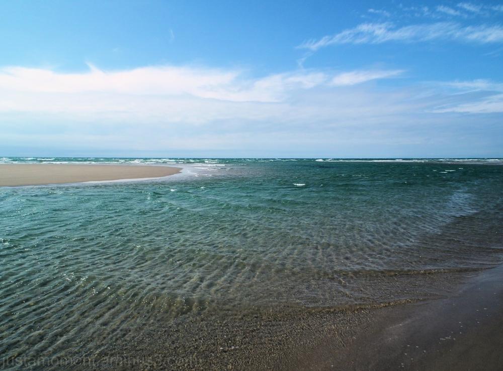 the sea Aberdovey