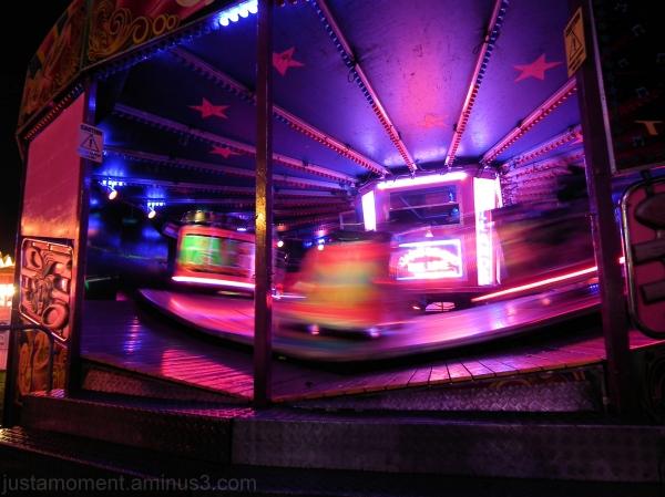 Waltzer nottingham fair