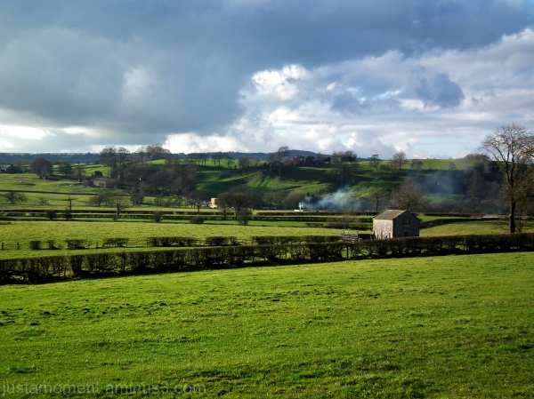The Derbyshire Dales.