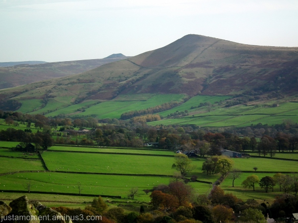 vale of edale lose hill