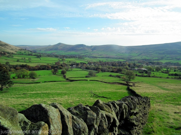 vale of edale the great ridge
