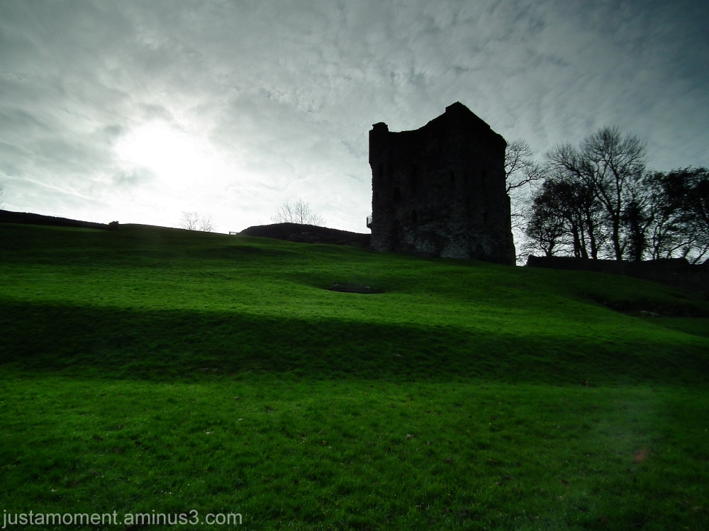 Peveril Castle derbyshire