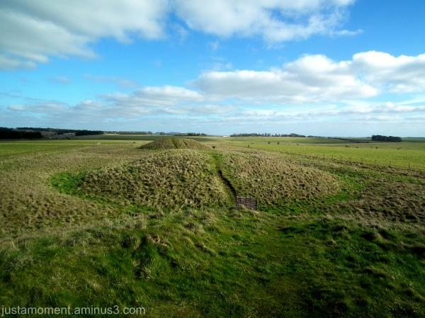 Great Cursus Barrows, Stonehenge
