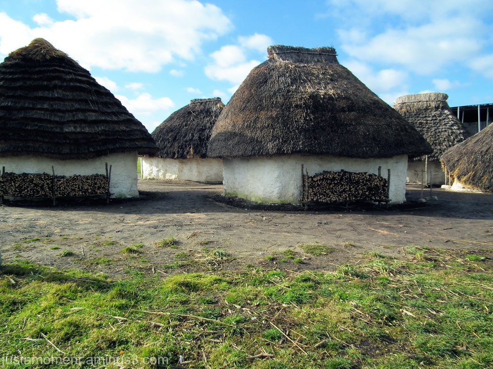 round houses stonehenge